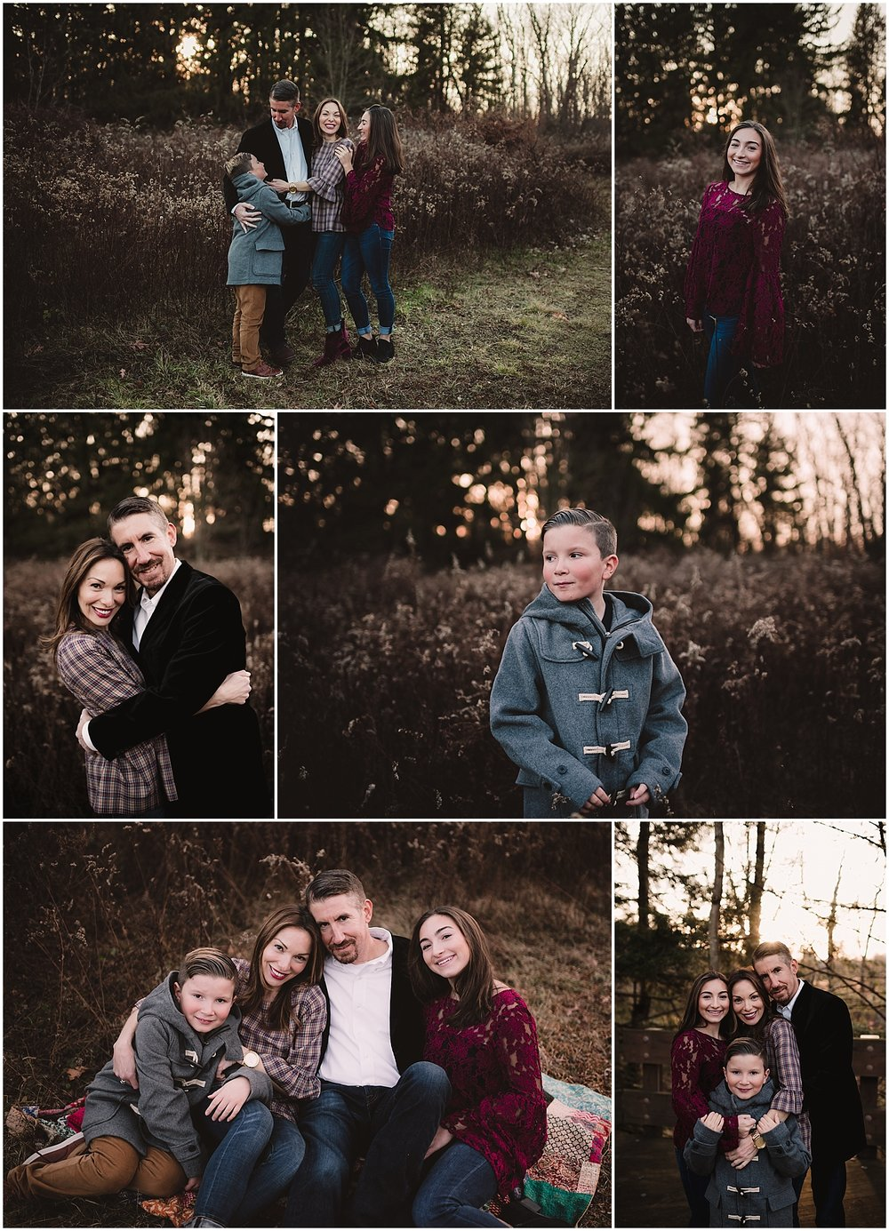 Family Photographer in Scranton at Nescopeck State Park