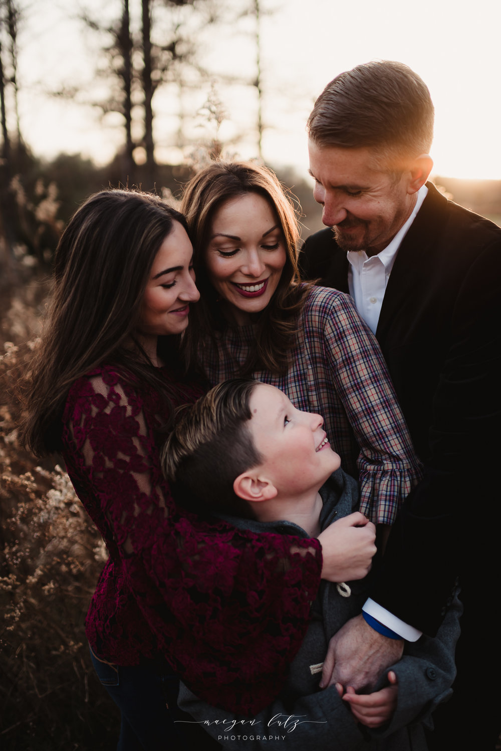 Scranton Family photographer in NEPA