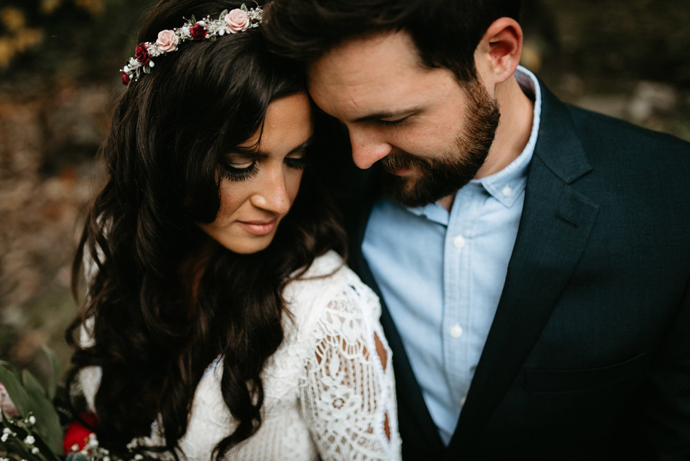 NEPA outdoor wedding in Dallas PA by Wedding photographer in Central PA