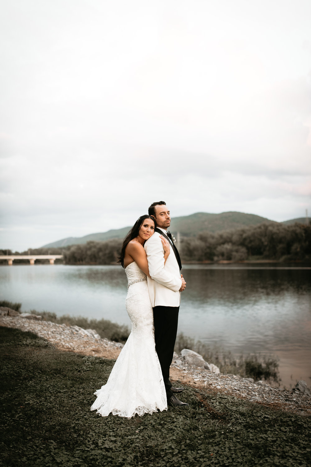 Wedding at the Pajama Factory  in Williamsport PA by Wedding photographer in Bloomsburg PA