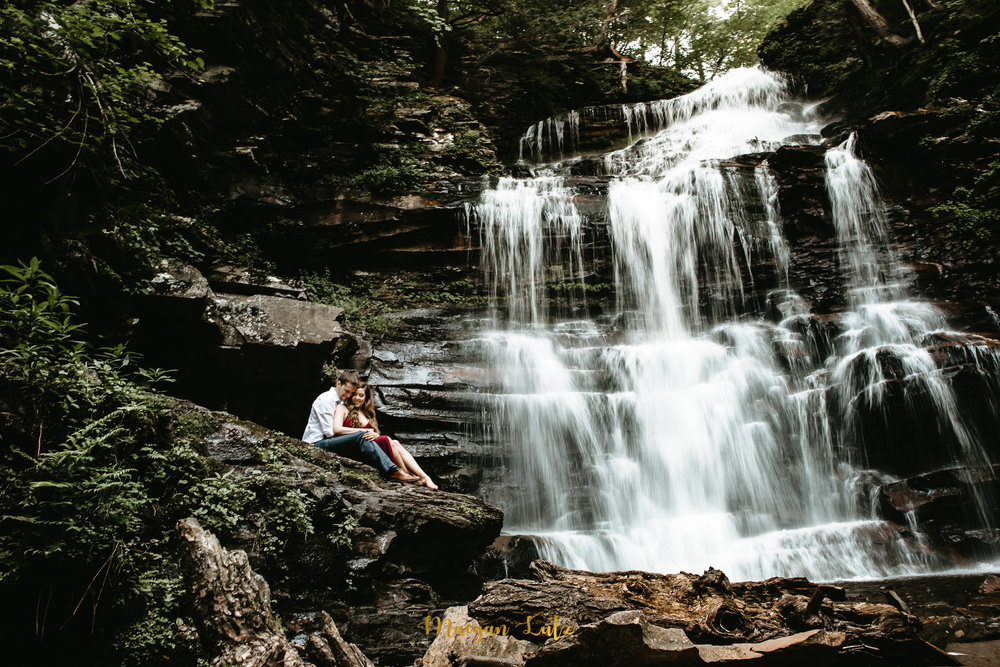 NEPA-Engagement-Wedding-Photographer-Session-at-Ricketts-Glen-State-Park-3.jpg