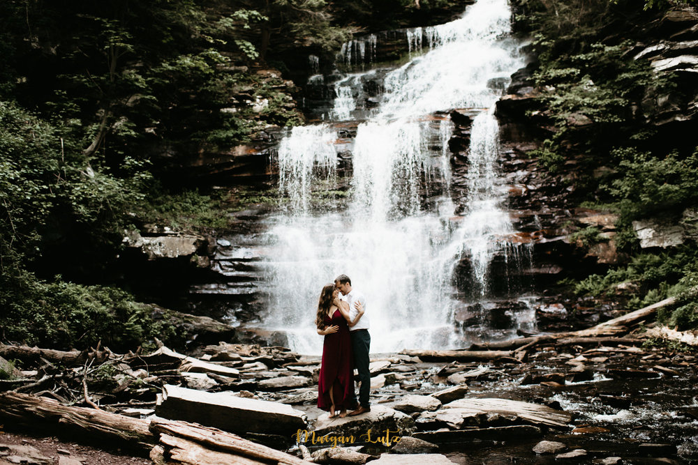 NEPA-Engagement-Wedding-Photographer-Session-at-Ricketts-Glen-State-Park-23.jpg