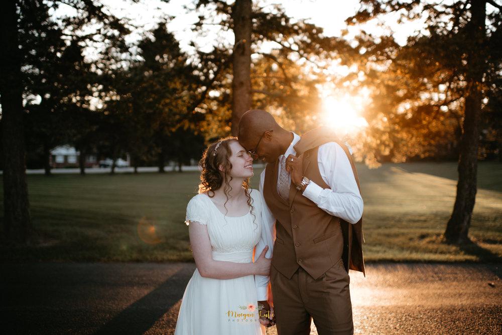 Mr. & Mrs. Cabbell -