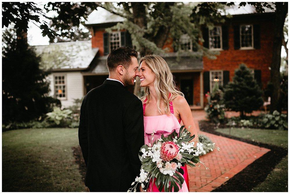 Mr. & Mrs. Huber -