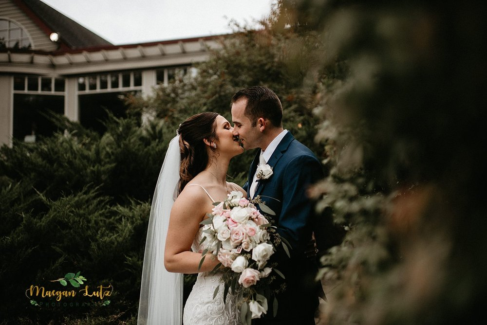 Sarah & Bryan - The Lodge at Mountain Springs Lake, Reeders, PA