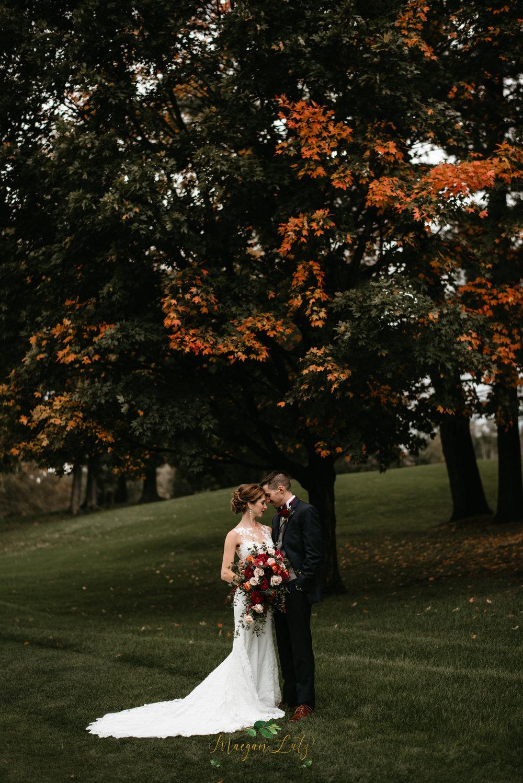 NEPA & Scranton Wedding Photographer in Glen Oak Country Club in Clarks Summit, PA