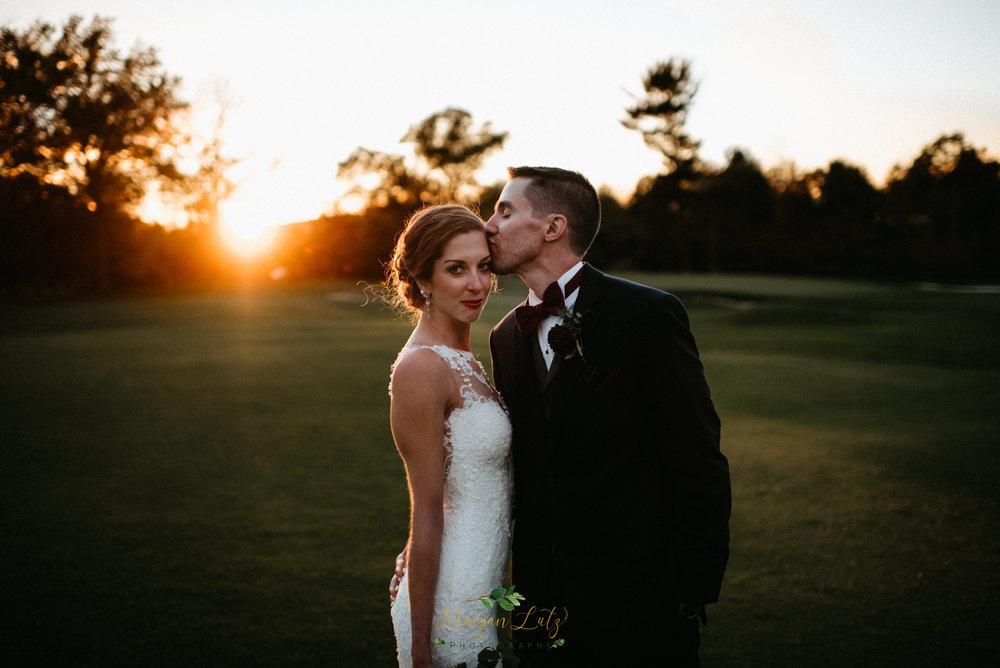 NEPA Scranton Wedding photographer at the Glen Oak Country Club in Clarks Summit, PA