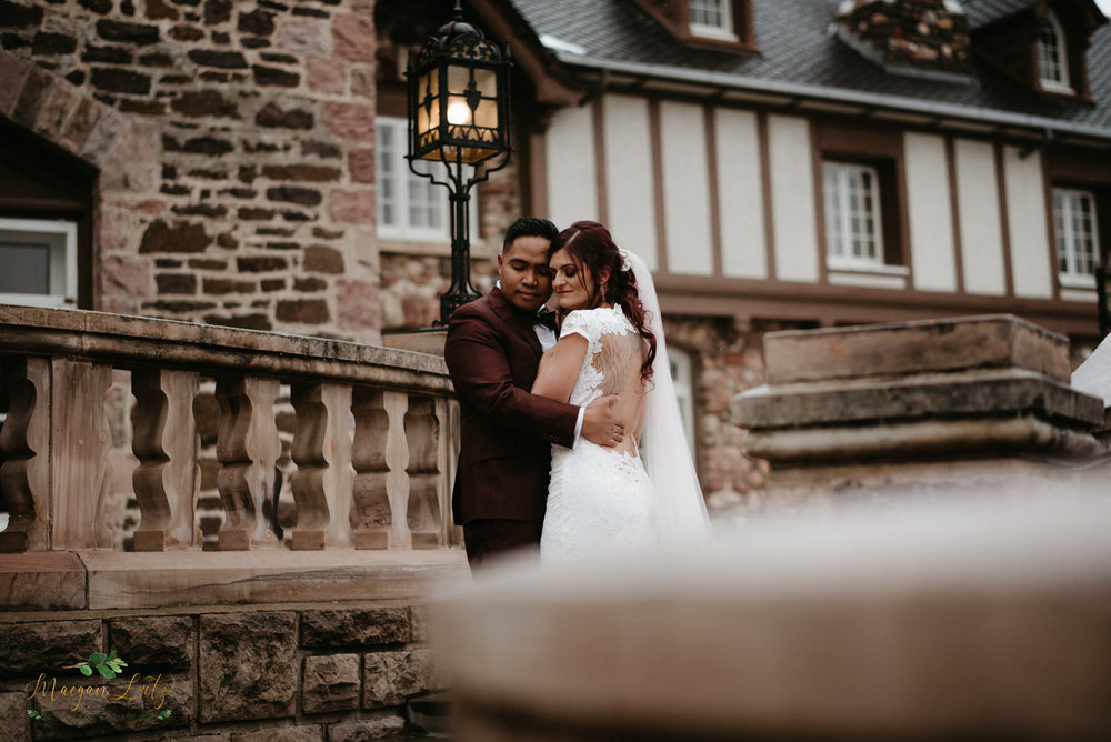 Destination wedding photographer at the Highlands Ranch Mansion in Highlands Ranch, CO