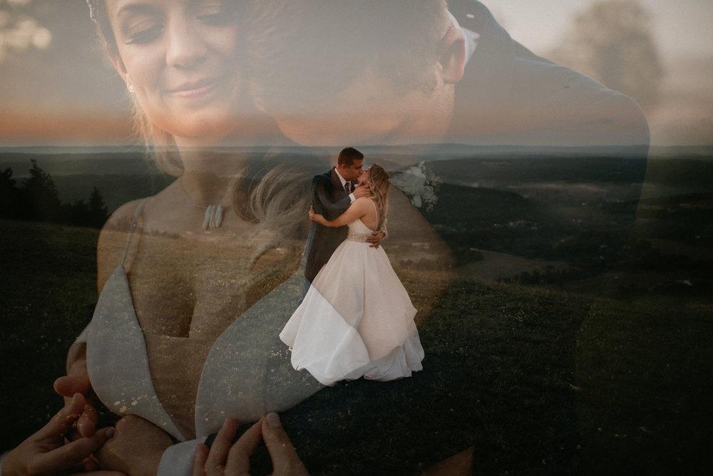 Wedding at Blue Mountain Ski Resort in Palmerton, PA by NEPA wedding photographer