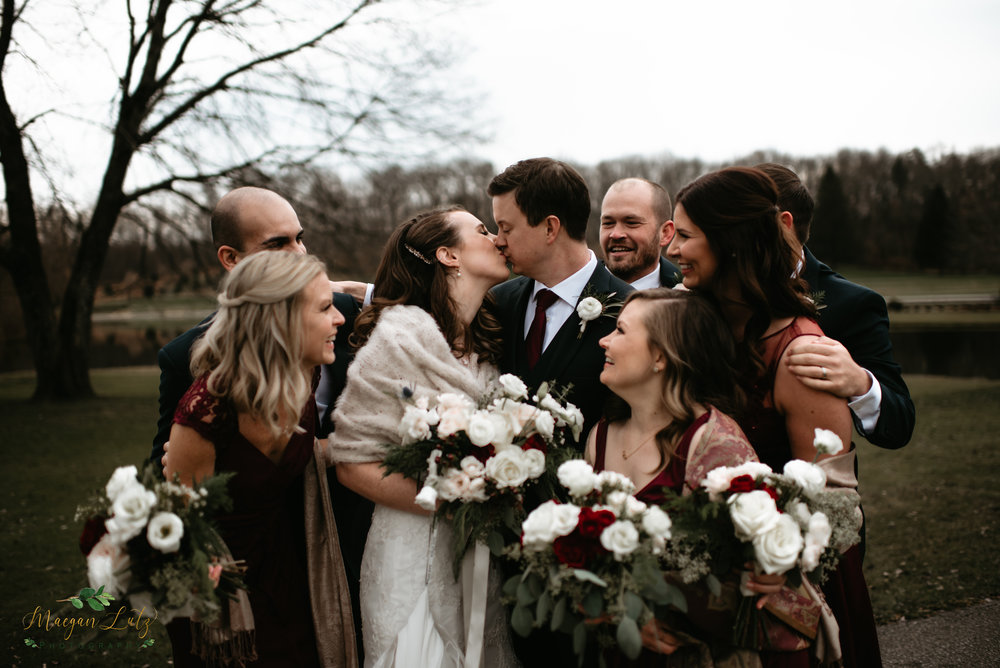 New Jersey wedding photographer at the Farmstead Golf & Country Club in Lafayette Township New Jersey
