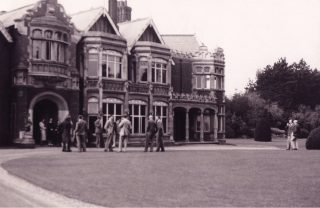 This year (2017) Bletchley Park hosted the annual Loebner Prize.IMAGE: Bletchley Park Org