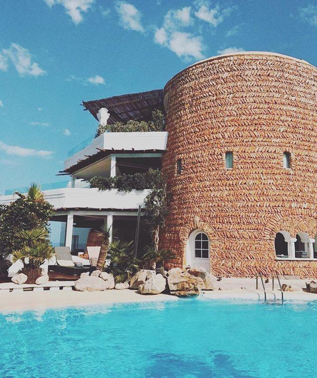 House goals #Ibiza