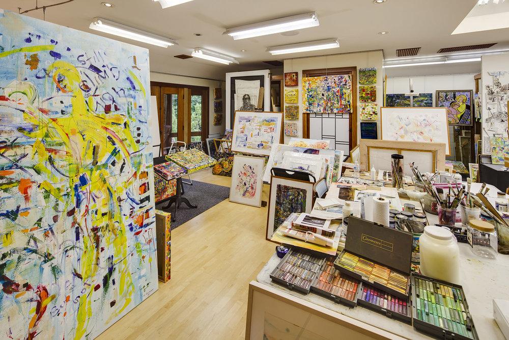 Rosalind's Studio