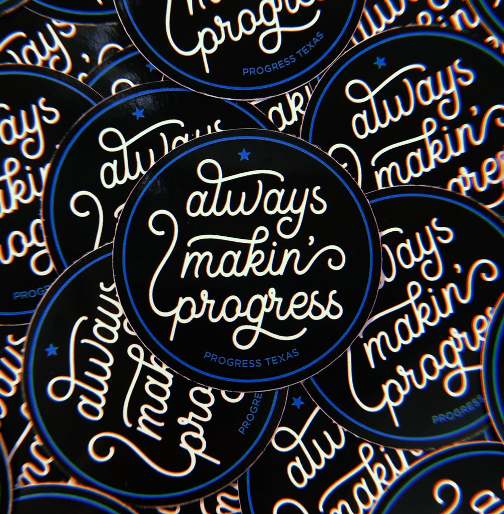 AlwaysMakinProgress_Sticker.jpg