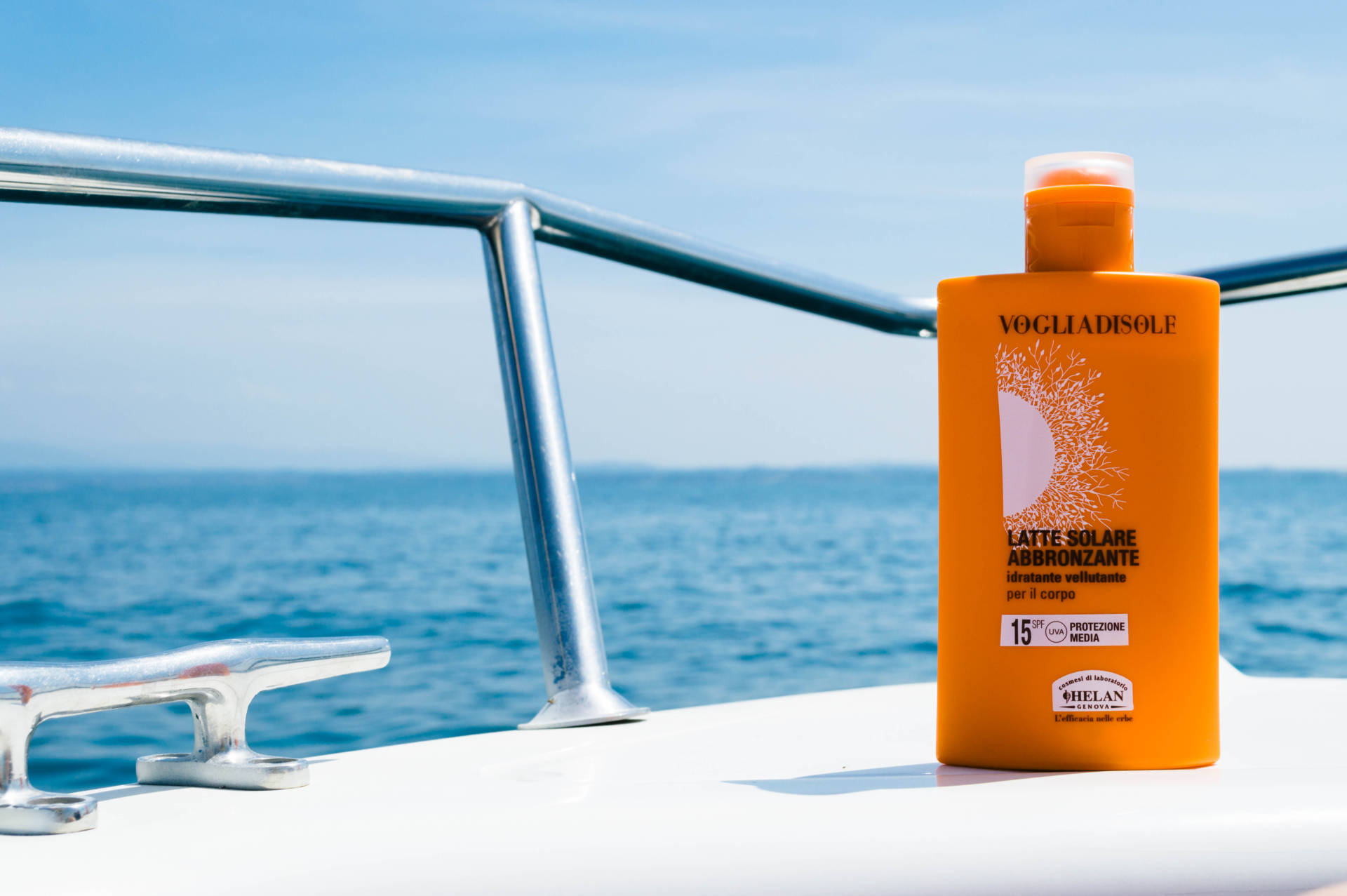 THE FRESH ISSUE|CRUELTY FREE CERTIFIED SPF LOTION BY HELAN ITALY