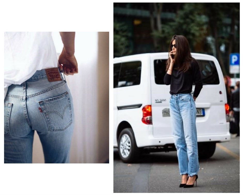 The Fresh Issue | REDONE jeans
