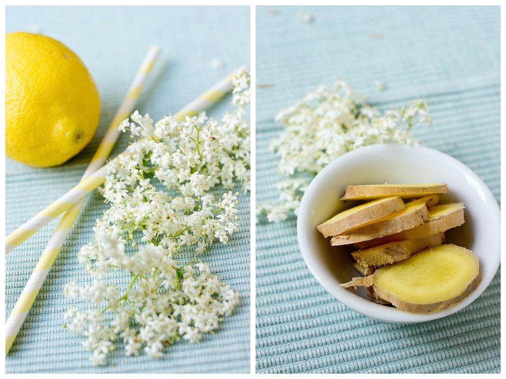 Zutaten Limonade