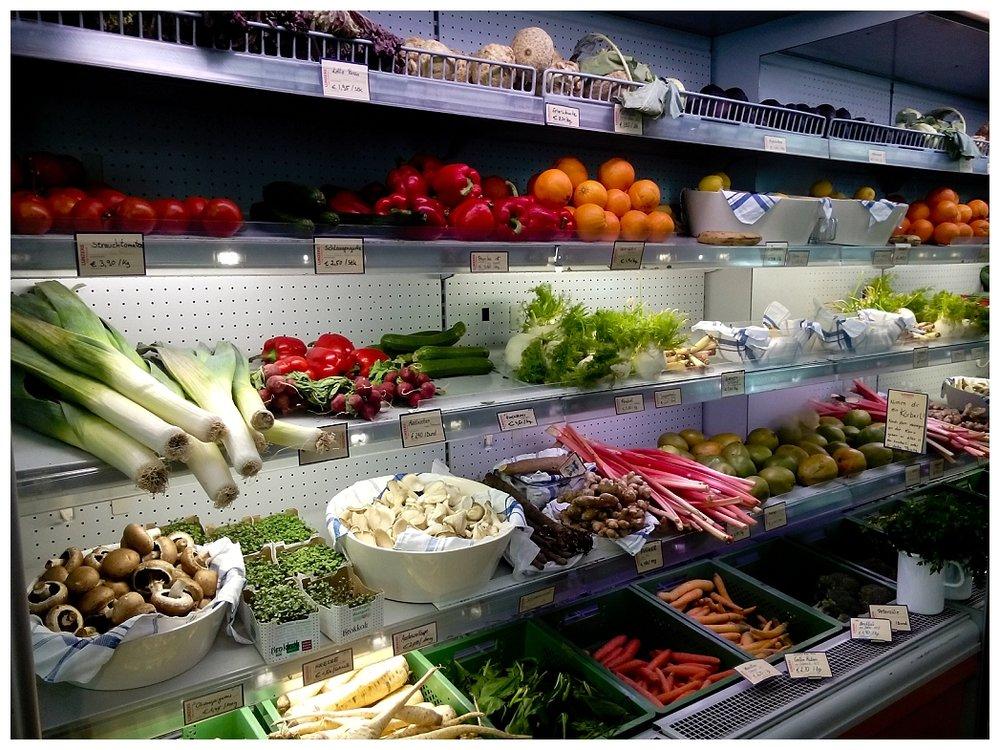 Lunzers - Obst / Gemüse