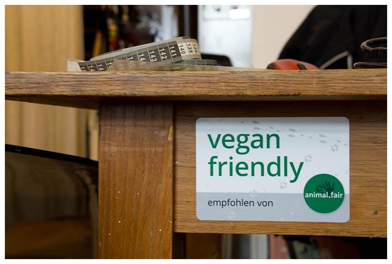vegan friendly - Guter Stoff