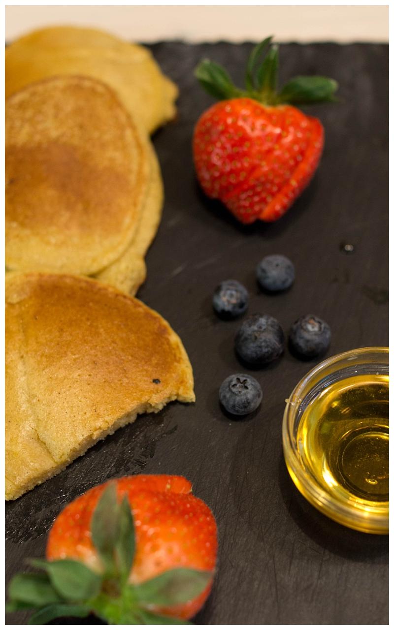 Buhweizen - Pfannkuchen