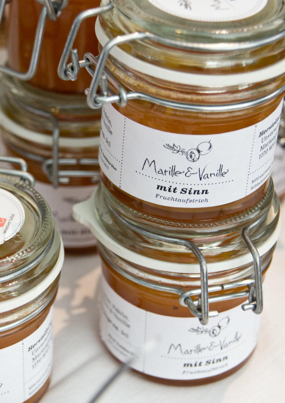 unverschwendet - Marmelade