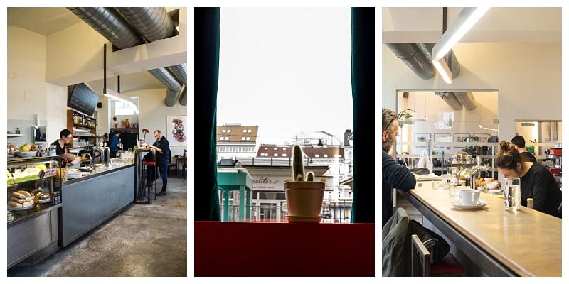 Cafe EInfahrt - Eco Vienna