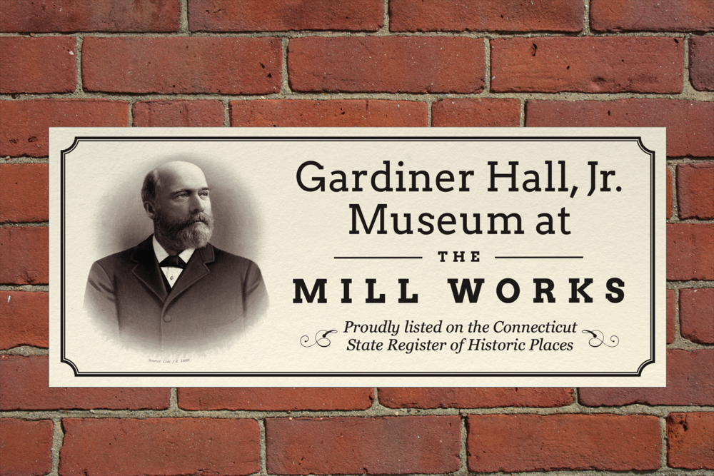The   Gardiner Hall, Jr. Museum at The Mill Works   established by the Friends of The Mill Works in 2014.  Focused on the impact and contributions the Hall Thread Company, the Hall family, and succeeding enterprises located at The Mill Works have had on the local region.