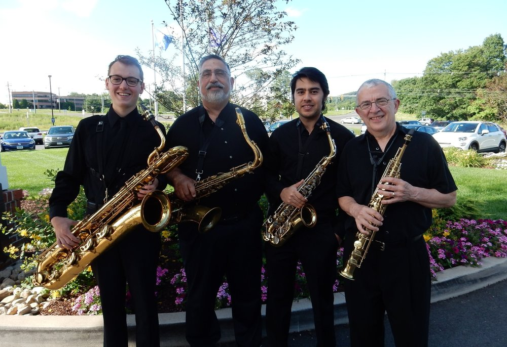 Thimble Island Saxophone Quartet  ~ Classical / Jazz