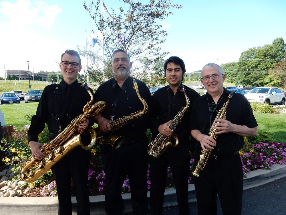 Thimble Island Saxophone Quartet
