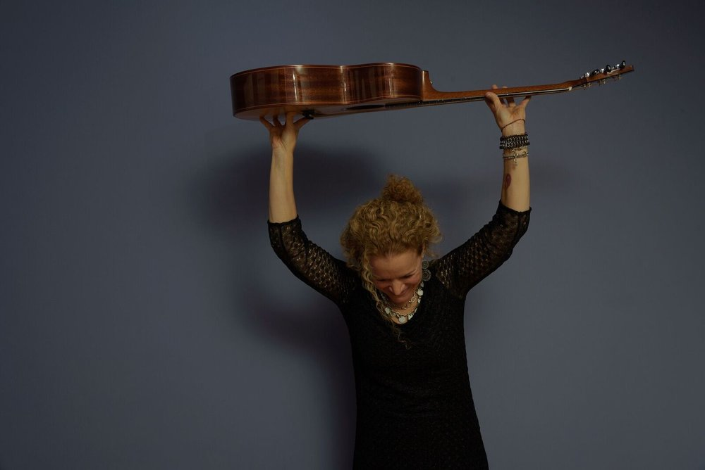 Lara Herscovitch, Former CT State Troubadour ~  Folk