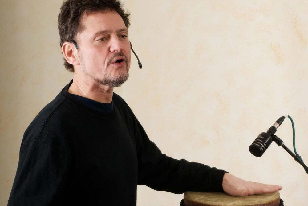 Bob Bloom  ~ Interactive Drumming