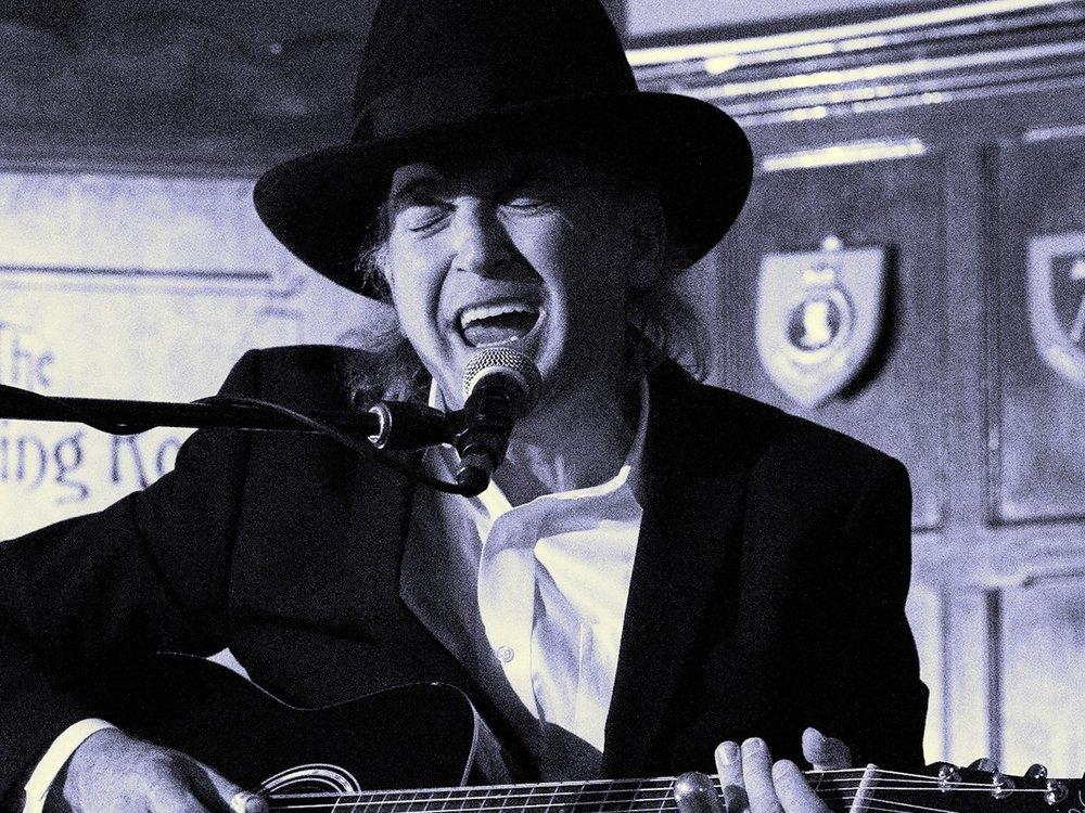 Eric Sommer  ~ Blues