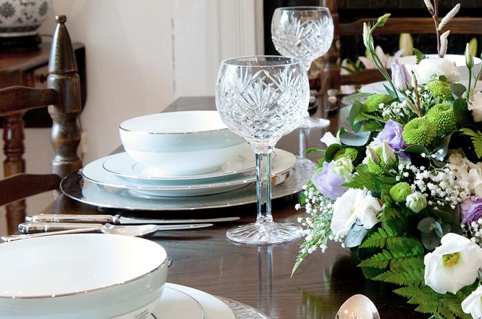 Tableware in Mayfair