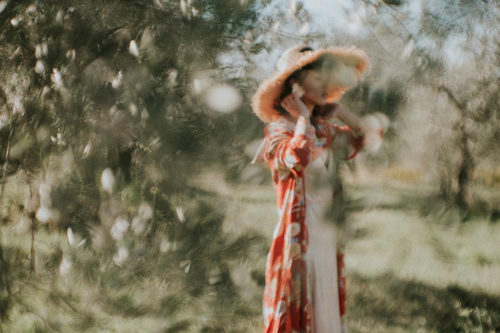 Panna Młoda w Toskanii / Bride in Tuscany