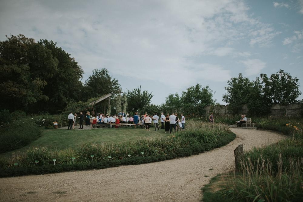 Slub w Arboretrum Wojsławice