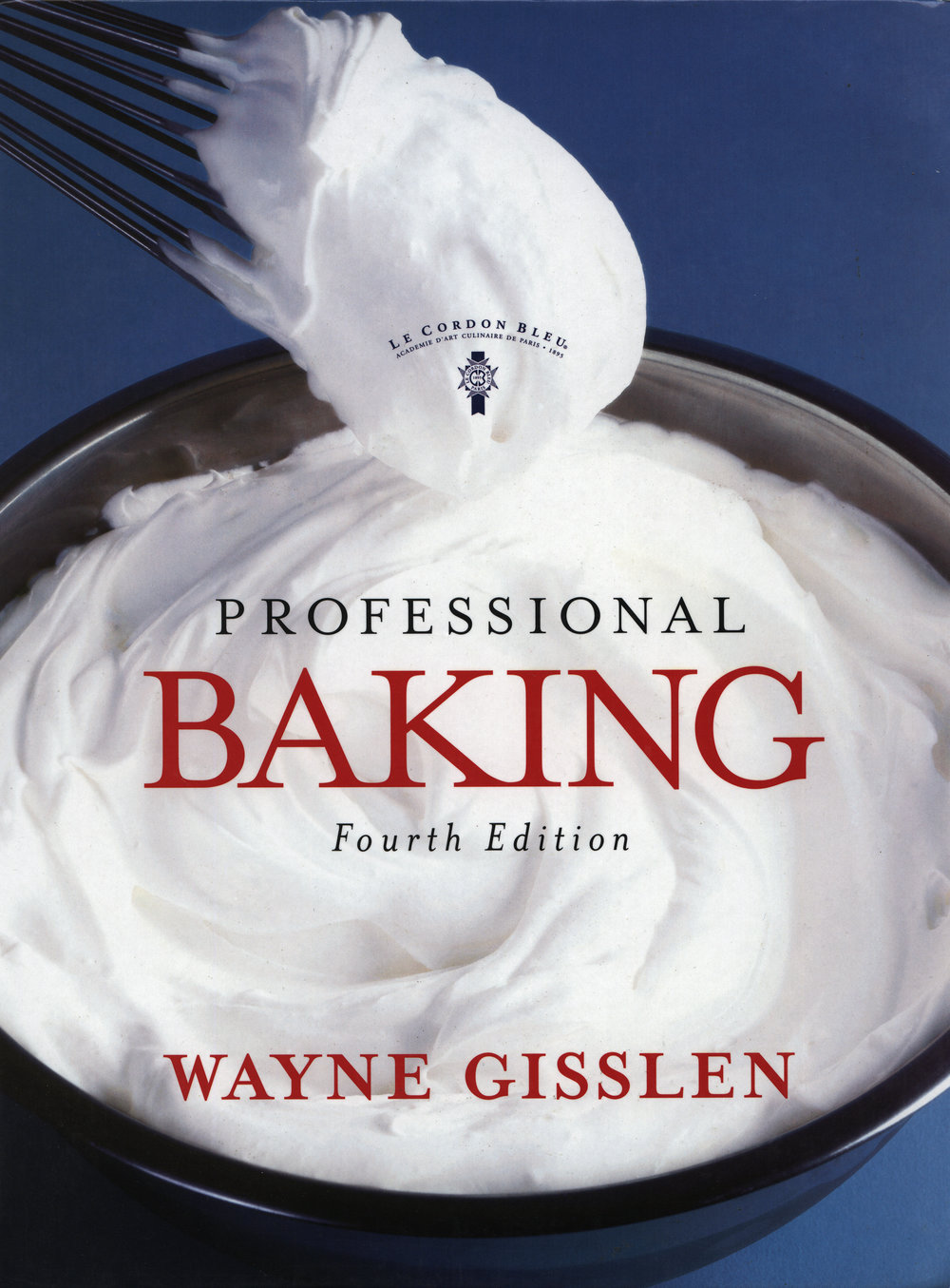 Professional Baking 4th Ed.