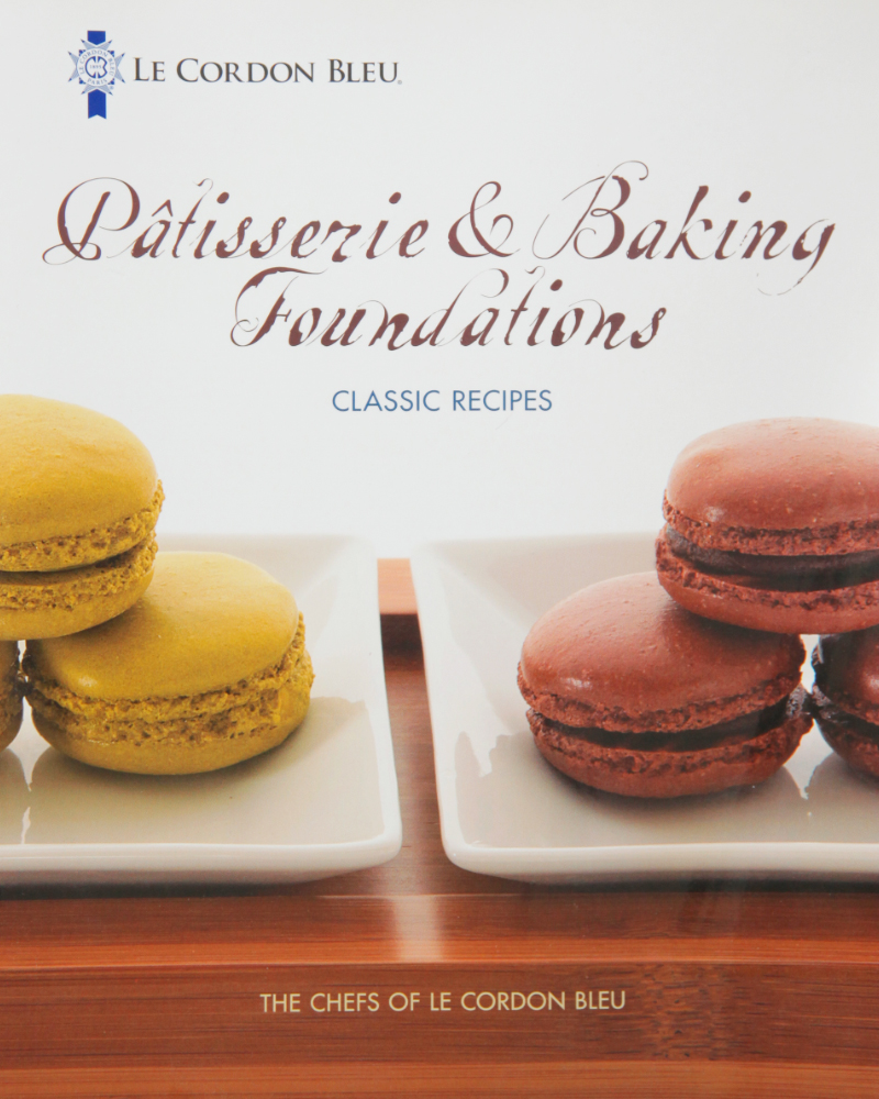 Patisserie & Baking Foundations: Classic Recipes