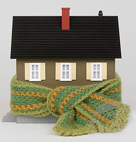 Save money on your winter heating bill