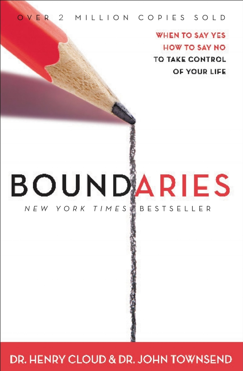boundaries by dr henry cloud & dr john townsend