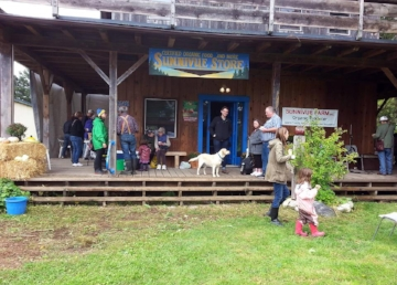 F arm Store  Sunnivue Farm store is a wonderful treat for you and the family.  Learn More →