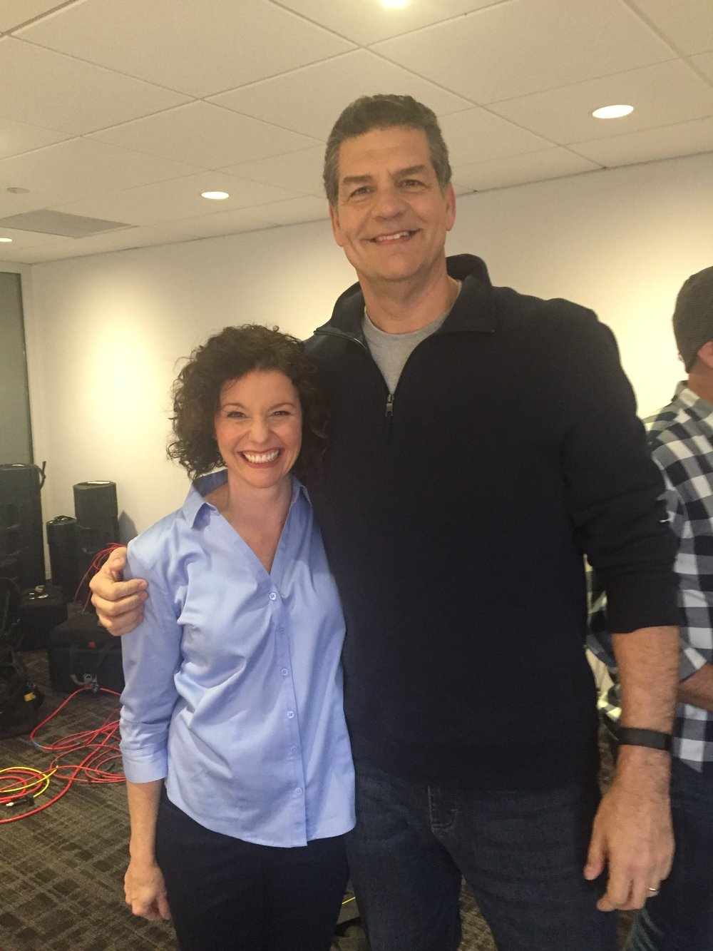 Invokana Commercial with Mike Golic!