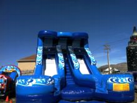 Double Wave Slide