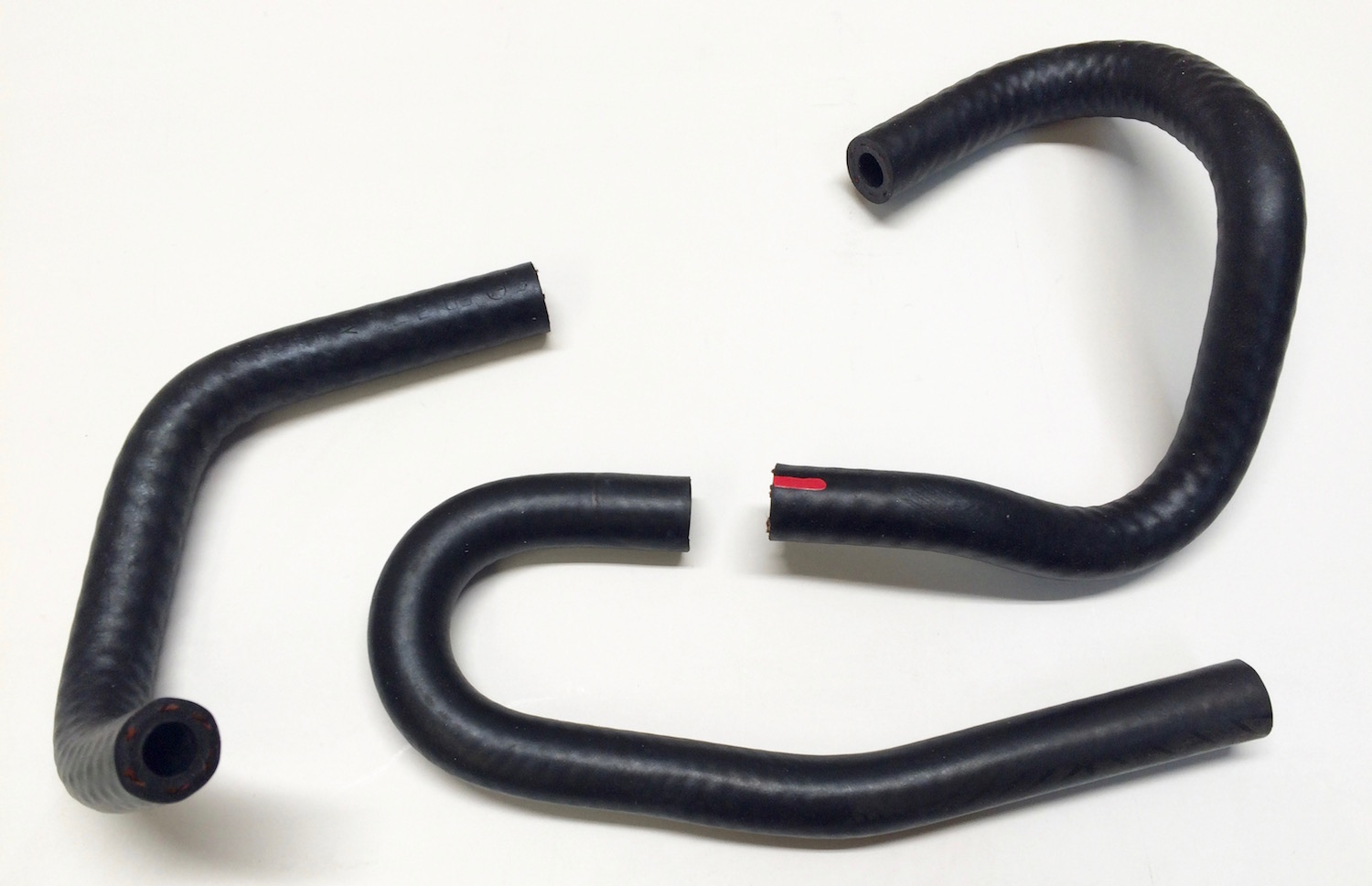 throttle body coolant hoses — 22RE Performance