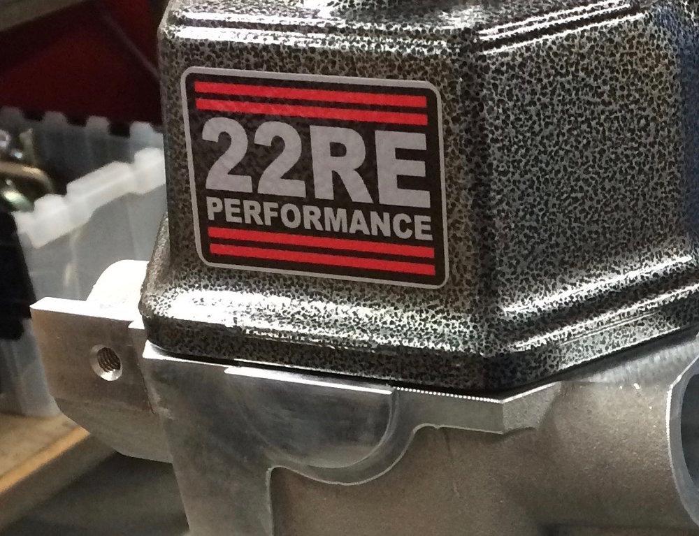 22re remanufactured engine