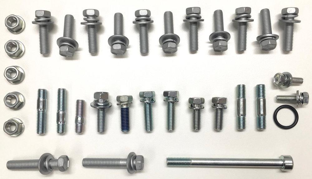 intake hardware