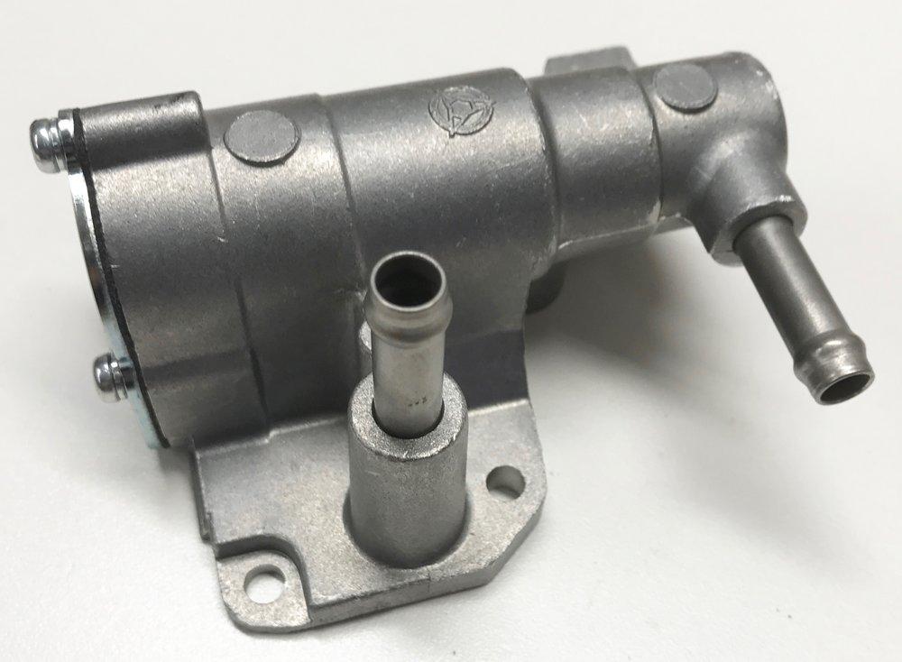 Idle air control motor circuit | Honda P0511 Idle Control System