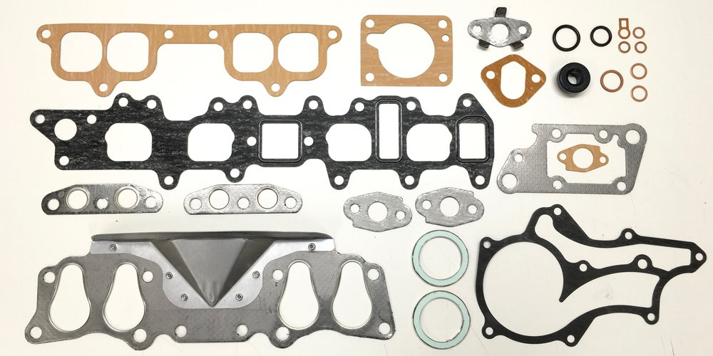 these OE gaskets are included with your engine