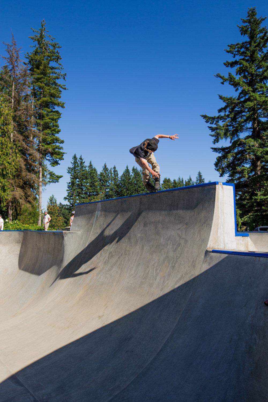 Chris Burns - AO Topsoul - Photo by Brad Oz