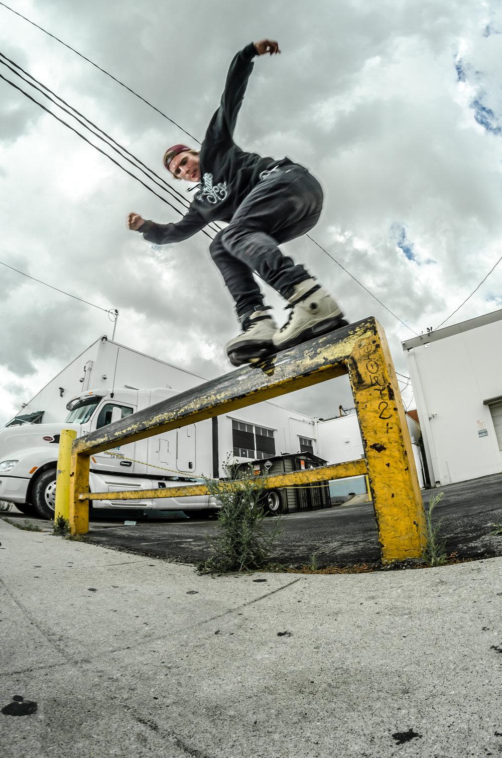 Jon Fromm - TTS - Photo by Sean MacGowan