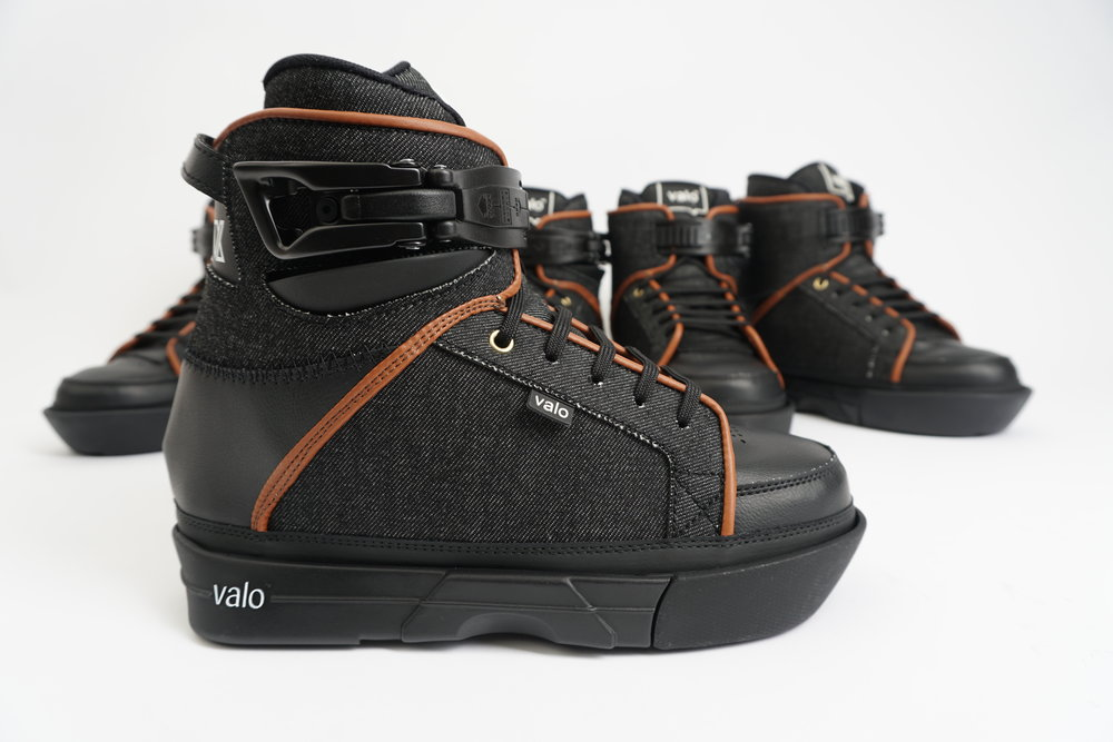 Vibralux VXVII Skates - Available now through Straightjacket Distribution - Link Above